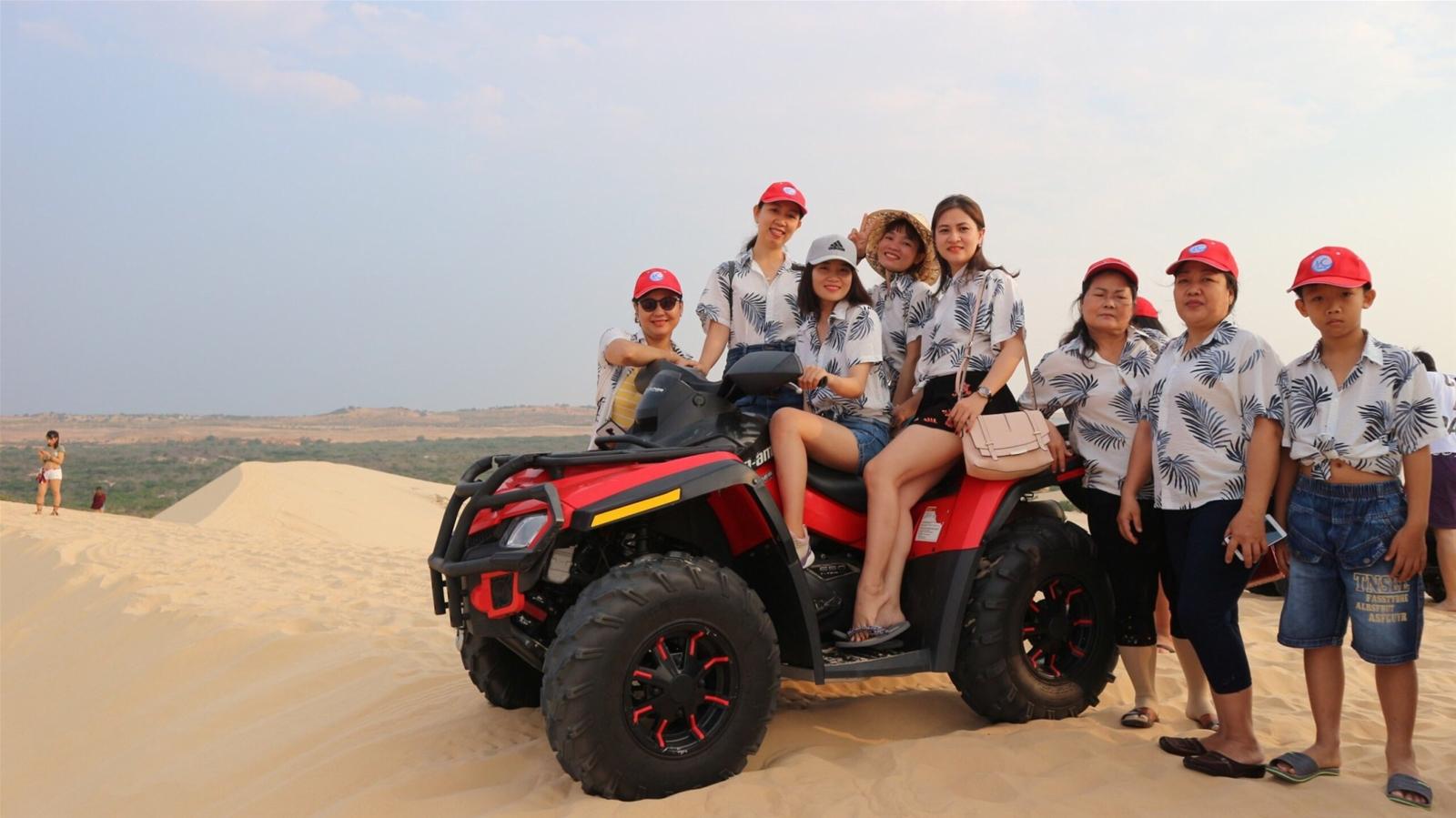 Tour Tết Mũi Né Phan Thiết 2020